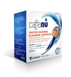 Caffenu® reinigingscapsules